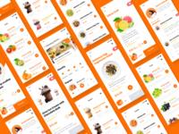 Gourmet Takeaway Platform-6