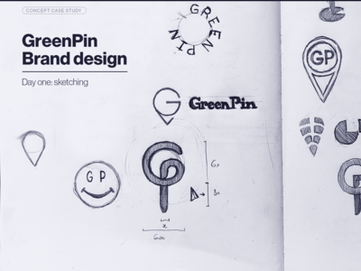 GreenPin - Brand Design