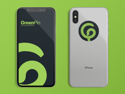 Green Pin - Brand Design