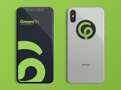 Green Pin - Brand Design