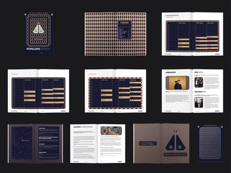 P2N - Program booklet