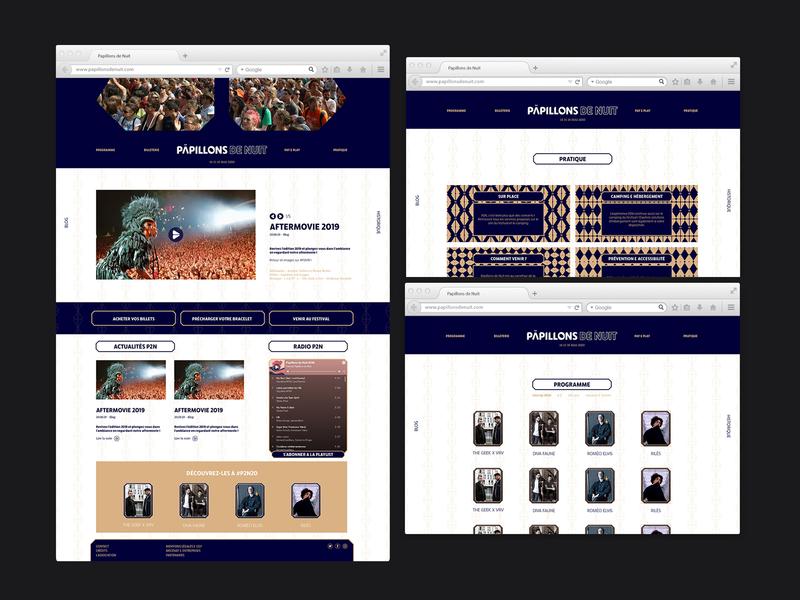 P2N - Website