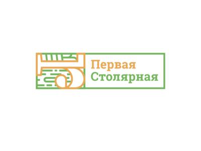 """Логотип """"Первая столярная компания"""""""