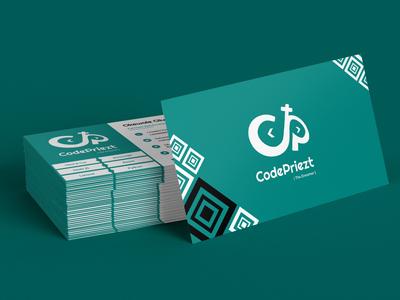 Business Card Design Sample - Light