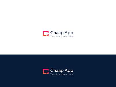 Chat App Logo chatbot challenge messenger chat chat app app icon illustration typography vector logo identity graphic design
