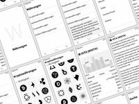 Währungen   Typographie App   HfG Schwäbisch Gmünd