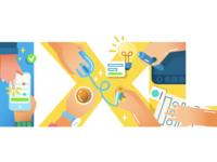Design team logo