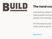 Build: Step 3