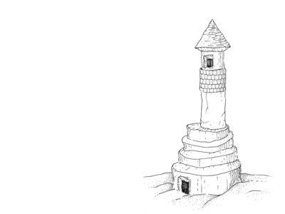 The Sand Tower of Destiny