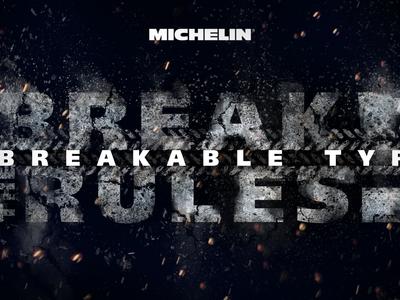 Key Visual Break the rules