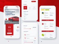 nSure - insurance provider mobile version