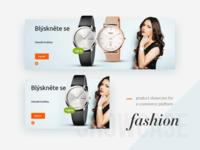 Fashion Product Showcase