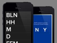 JOOP! Assistent - iPhone App