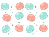 Macaroon Pattern