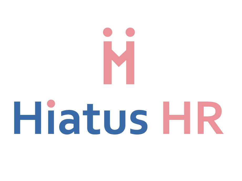 Hiatus HR - Day 26 logodesign logocore logochallange logo a day logoaday logo