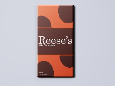 Reese's Candy Bar Redesign
