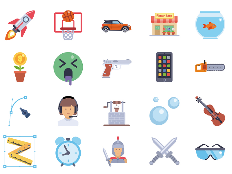 Download 49 Free Animated Icons by Jack Motion on Dribbble