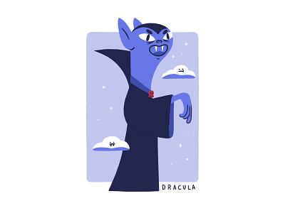 Dracula Fanart fanart characters character design illustration