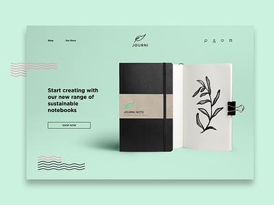 Product Landing Page produc ecommerce landingpage melbourne webdesign flat branding web ui minimal design