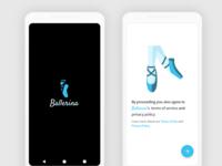 Ballerina - Mobile App
