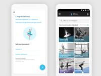 Ballerina - Mobile App 2