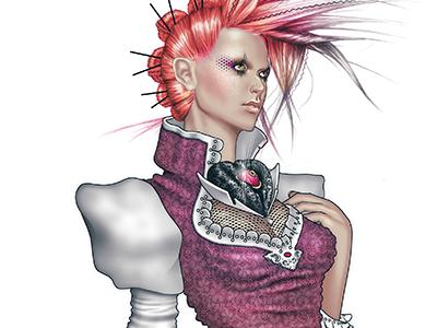 Character Design 2 digital concept design illustration