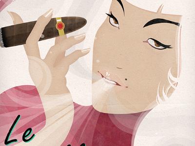 Cuban V2 illustration fashion digital