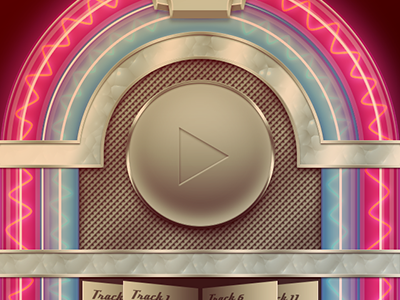 Jukebox app iphone ios music jukebox graphic design graphic design ui ux