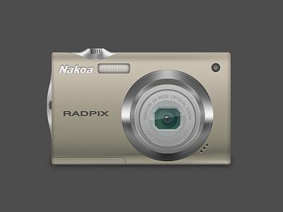 Vector Camera Radpix illustrator vector camera