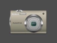 Vector Camera Radpix