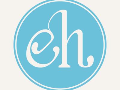 Initials initials ligatures logo