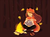Cozy forest magic