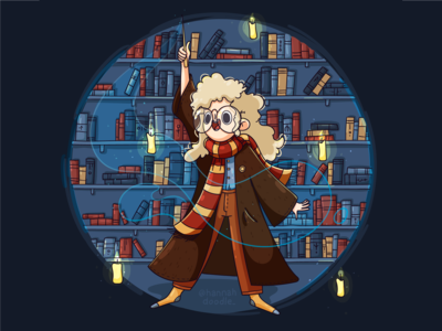 Wizard girl