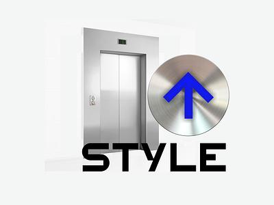 style creative identity brand logo vector design branding