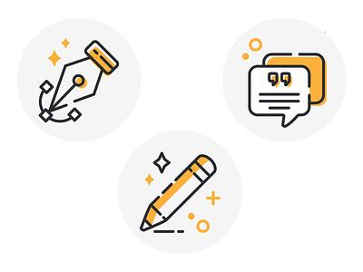icon set icons icon illustraion design graphic design