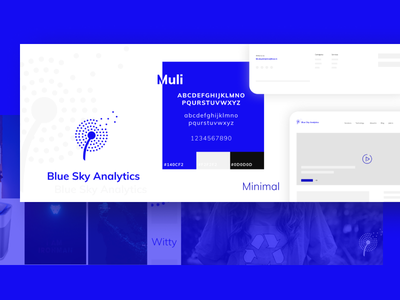 Brand identity style scapes (Vibrant and Witty) deep blues vibrant witty abstraction app bigdata stylescape branding and identity muli blue icon design branding design identitydesign brandingagency brandidentity brand
