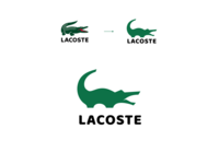 LACOSTE Rebranding