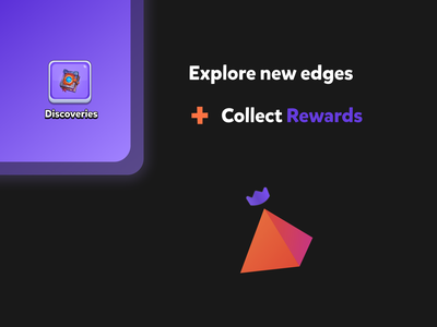 Discoveries morphism 2020 dribbble illustraion uidesign game art game design buttons game