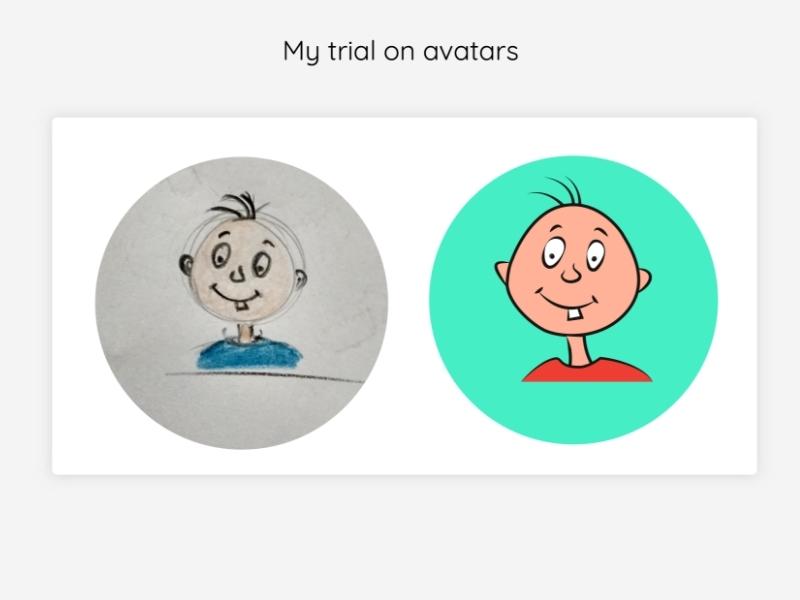 Avatars by shakti katiyar on Dribbble