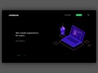 notebook : Design agency