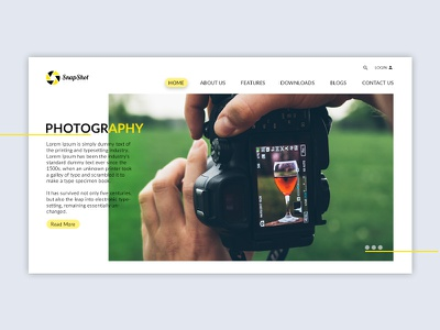 Snapshot- Photography Skill Development