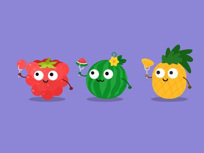 水果成精了