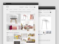 E-Commerce Homepage