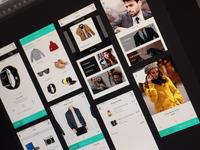 eCommerce iOS App