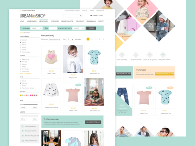 Kids Clothing Shop