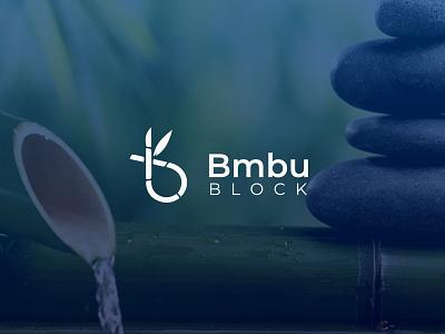B Iconic logo design for bmbu block brand identity logo identity icon b logo brand style guide design logo logo type minimal brand identity logo design branding logo business modern