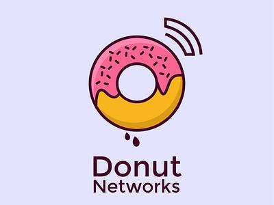 donut network logo logo tipo logo designs logonew branding brand identity logo maker logo brand logotype logoplace logoinspirations logomark logofolio logo art logo designer logo design logos logo