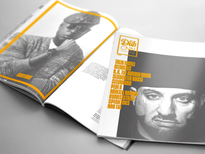 Dubcnn Magazine Redesign