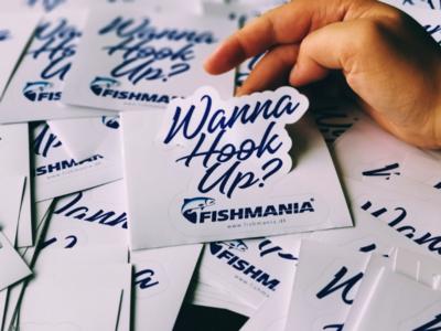 Fishmania Stickers