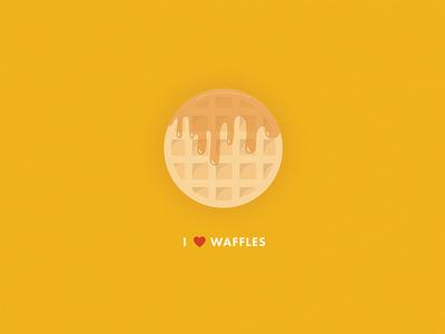 I ♥ Waffles